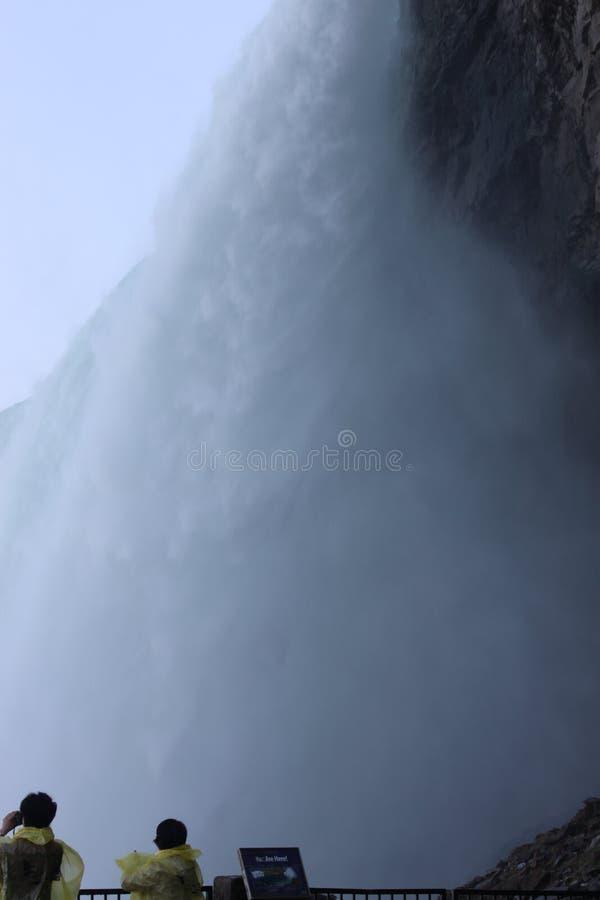 horseshoe falls stock photo
