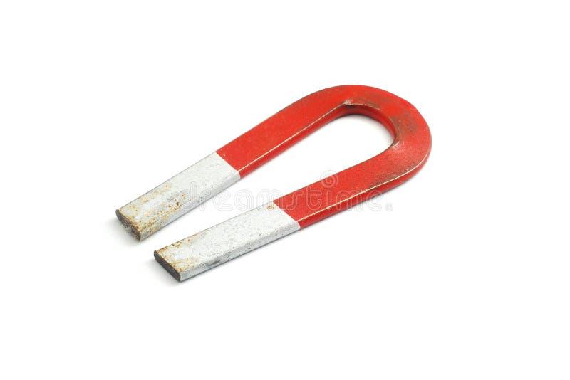 Download Horseshoe magnet stock photo. Image of pole, magnetic - 25860020