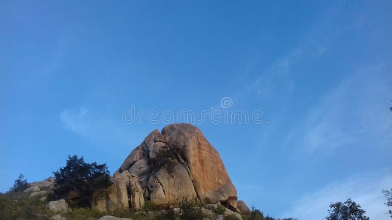 Horsley Hills, Chittoor, Andhra Pradesh. India royalty free stock image