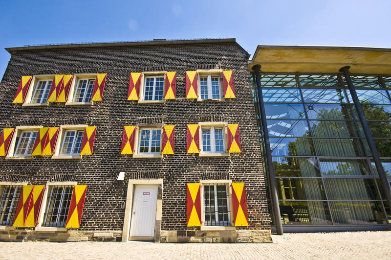 Horst del palacio imagenes de archivo