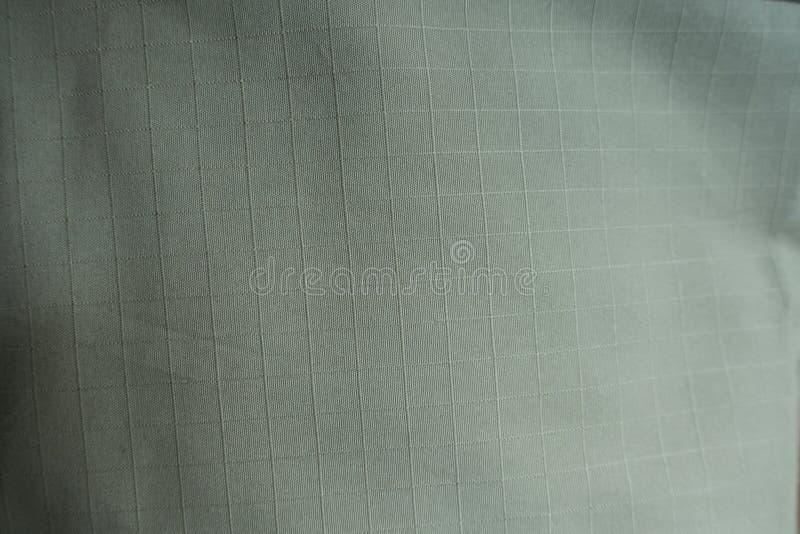 A hortelã pastel dilui o tecido de algodão imagem de stock
