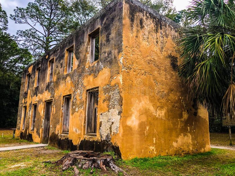 Horton House Of Jekyll Island fotos de archivo