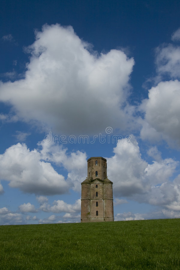 Download Horton Tower, An Eighteenth Century Folly Stock Photo - Image of fron, eighteenth: 6391466