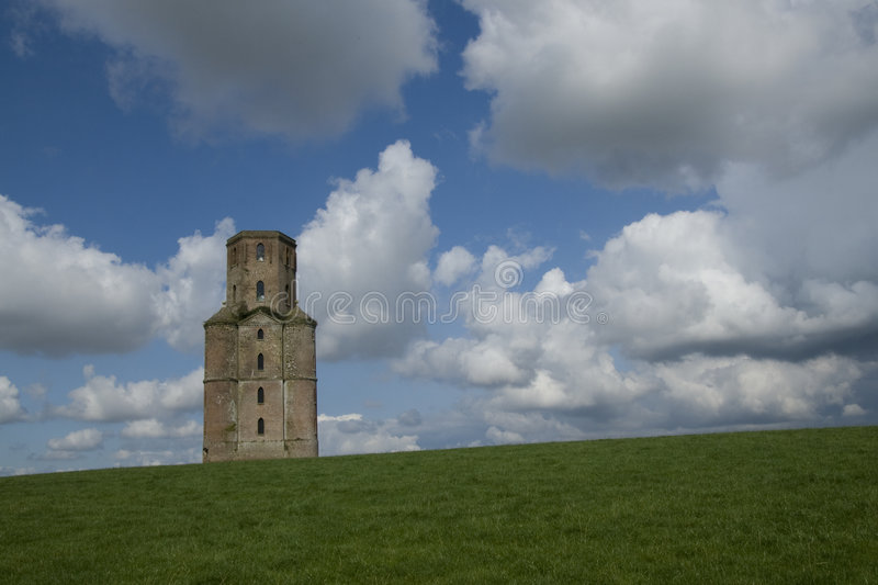 Download Horton Tower, An Eighteenth Century Folly Stock Photo - Image: 6391484