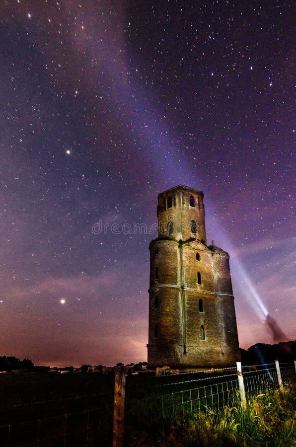 Horton wierza, gwiazdy Dorset zdjęcia stock
