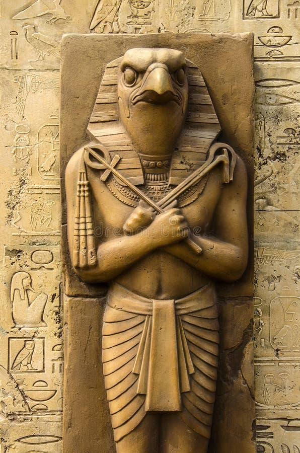 Horus imagem de stock