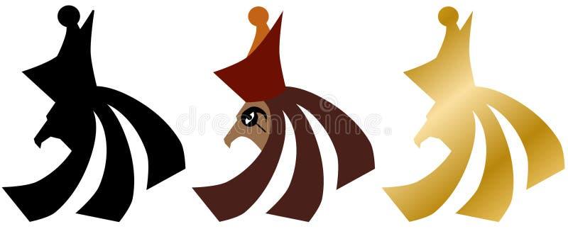 Horus royalty-vrije illustratie