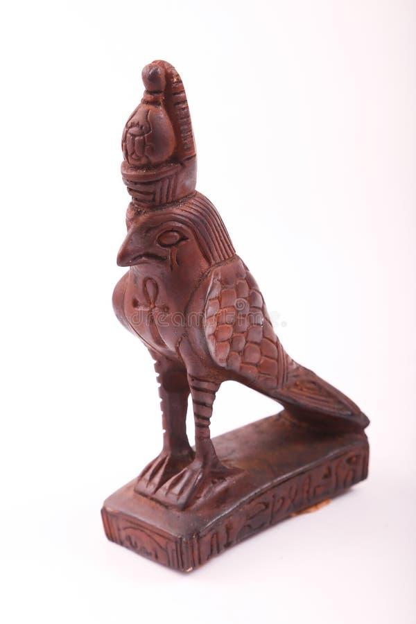 Horus bóg posążek obrazy stock