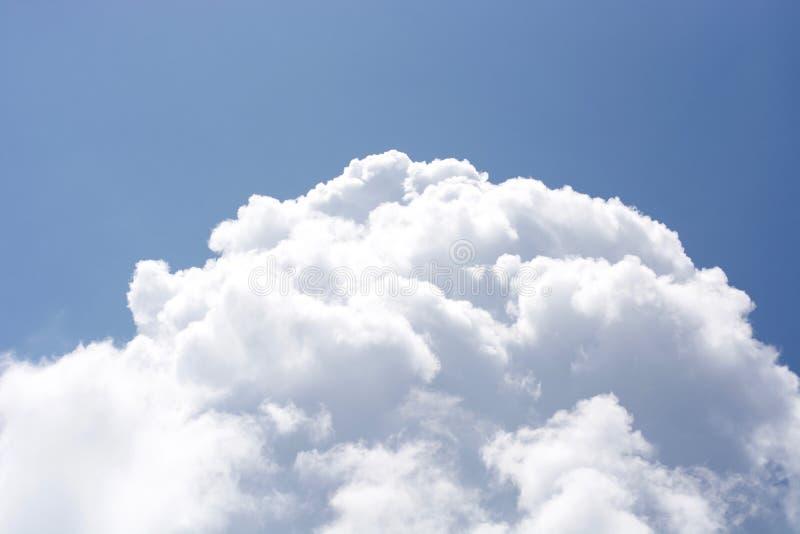 horyzont chmury obraz royalty free