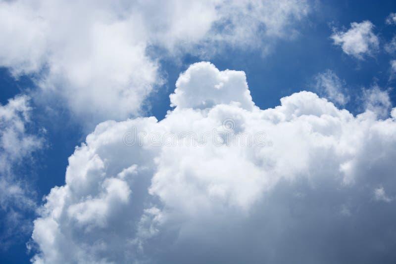 horyzont chmury fotografia stock