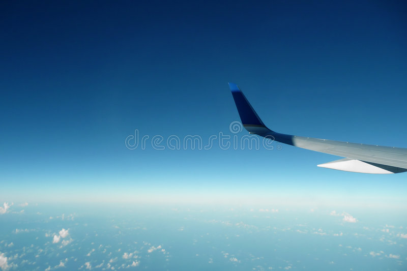 horyzont podróży fotografia stock