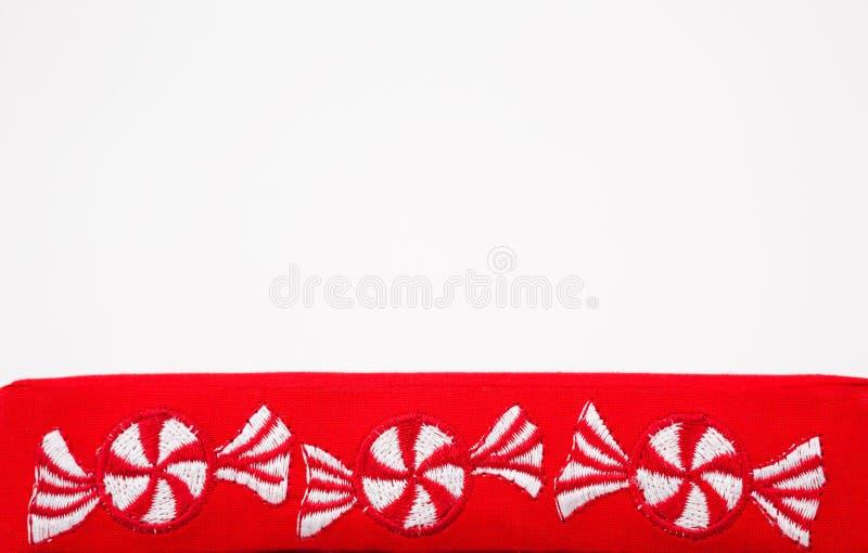horyzontalna cukierek miętówka zdjęcia stock