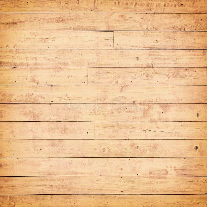 Horyzontalna drewniana deska zdjęcia royalty free