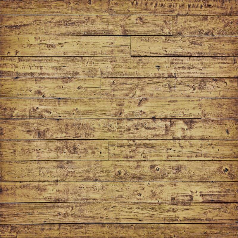 Horyzontalna drewniana deska fotografia stock