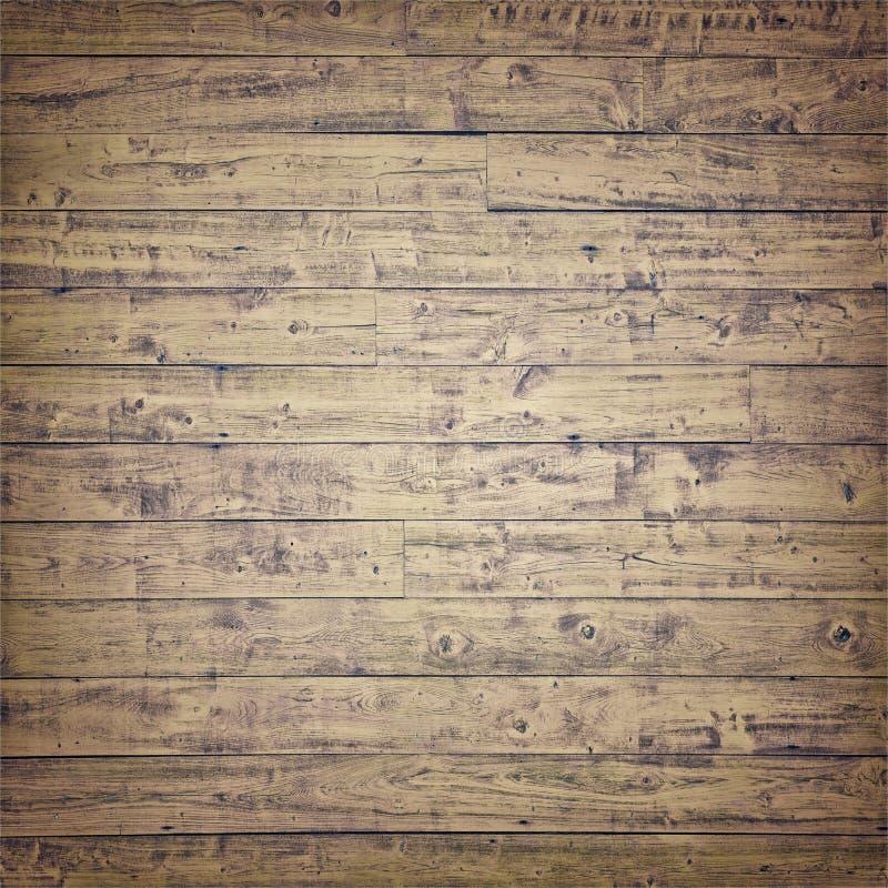 Horyzontalna drewniana deska obrazy royalty free