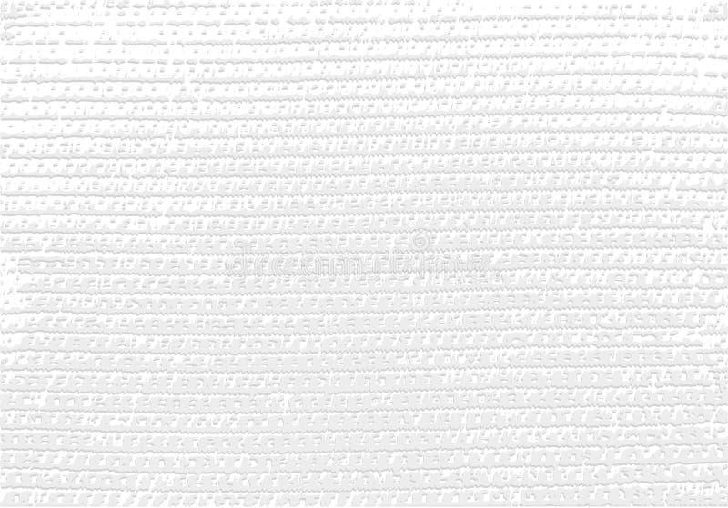 Horyzontalne faliste linie tekstura tkanina, bawełna, pościel okładkowy projekt, prezentacja, tapeta, tkaniny wektor w minimaliśc ilustracji