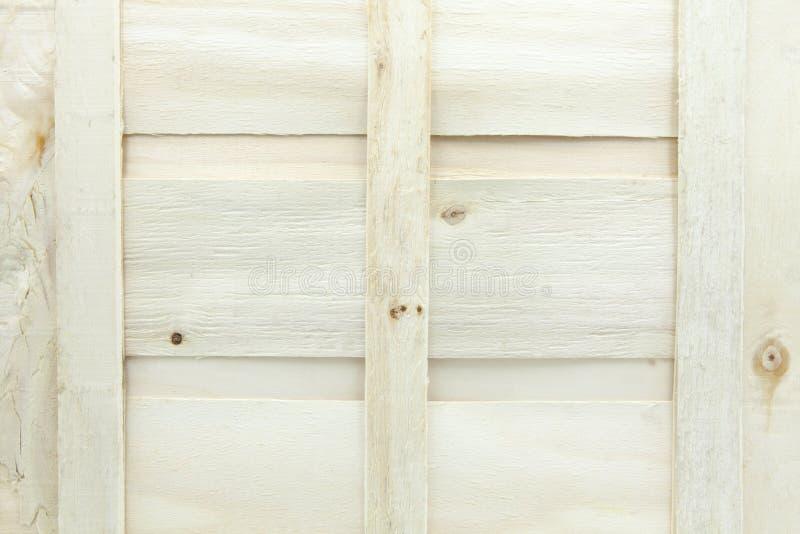 Horyzontalni i pionowo ostrza lekki drewno zdjęcia stock