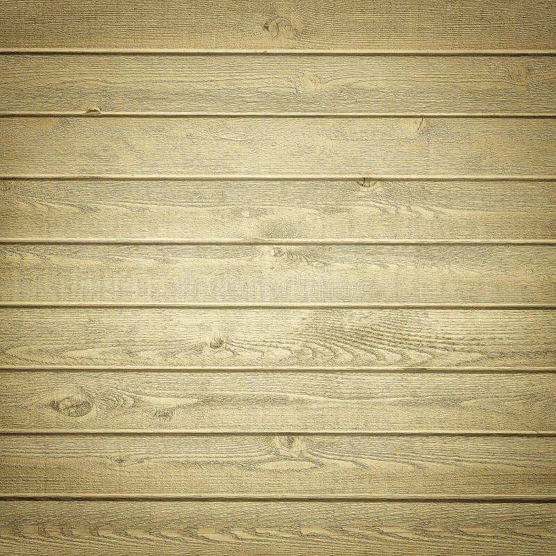 Horyzontalny drewniany ogrodzenie fotografia stock