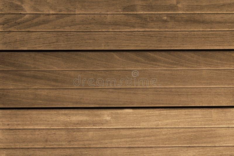 Horyzontalny drewniany wzór obraz stock