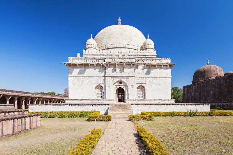 Hoshang Shah grobowiec zdjęcia stock