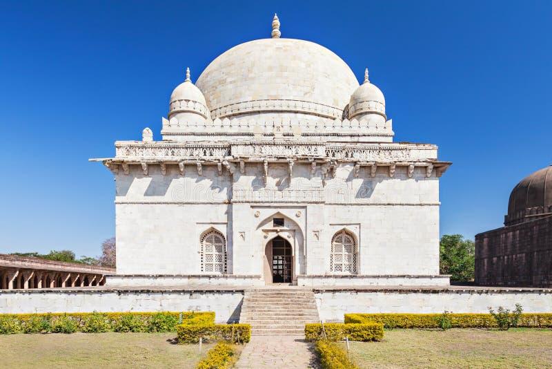 Hoshang Shah grobowiec zdjęcie stock