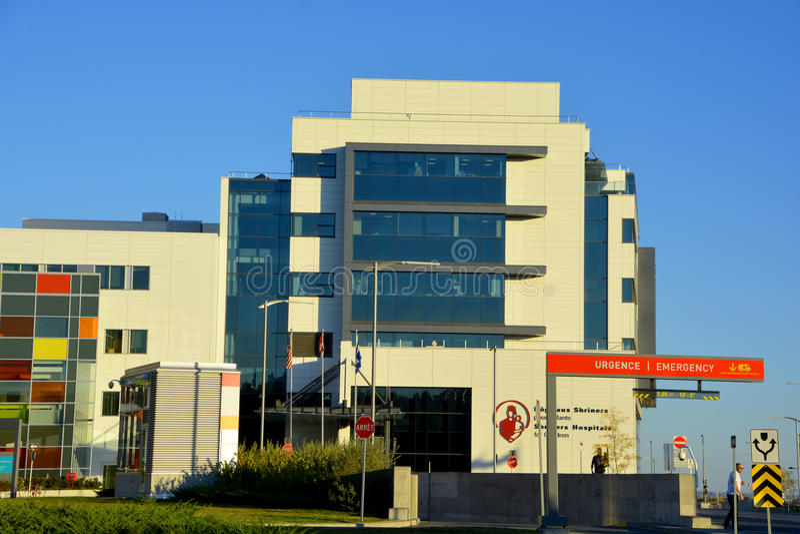 Hospitais de Shriners fotografia de stock royalty free