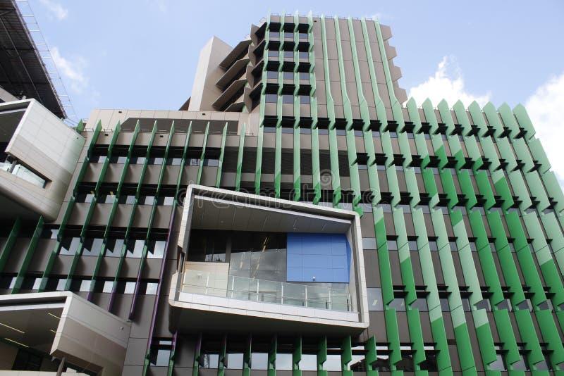 Hospital da senhora Cilento Children novo, Brisbane fotos de stock royalty free