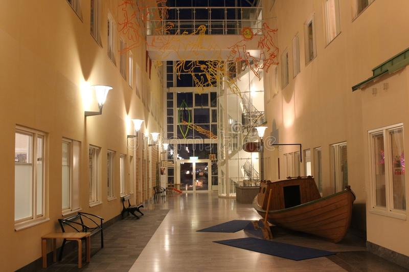 Hospital de Sunderby imagenes de archivo