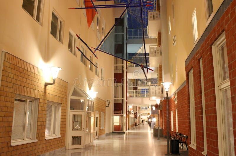 Hospital de Sunderby foto de archivo