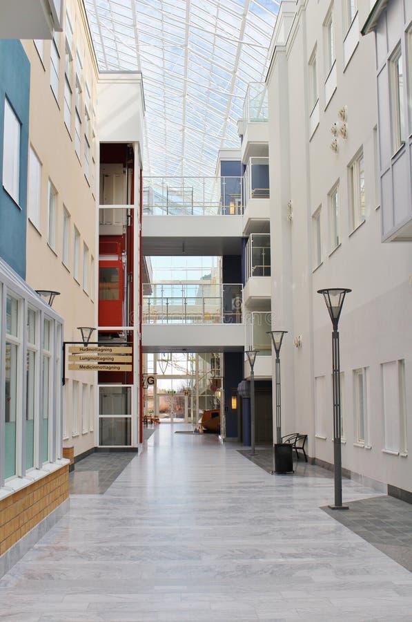 Hospital de Sunderby foto de archivo libre de regalías