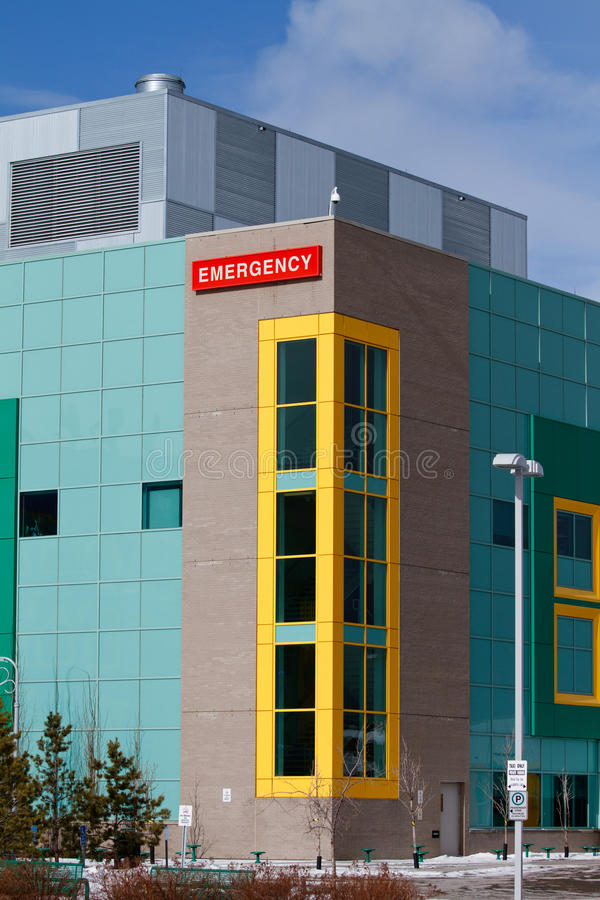 Download Hospital Emergency editorial image. Image of wing, alberta - 18530845