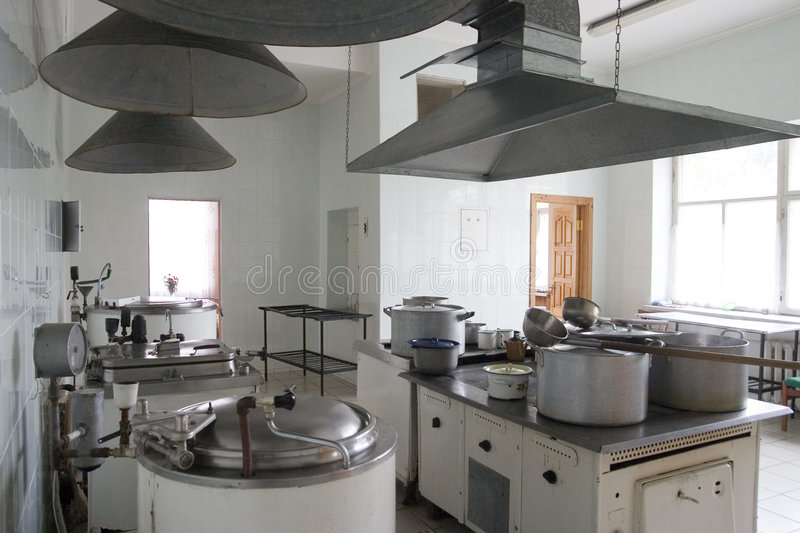 Download Hospital kitchen stock image. Image of aroma, cookware - 3574155