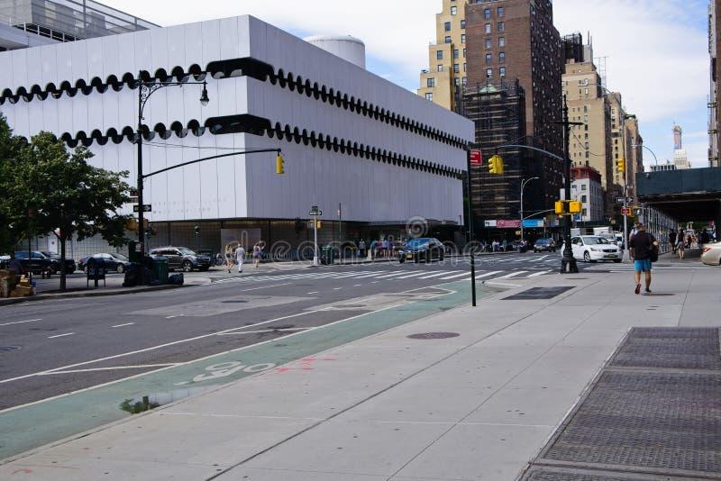 Hospital local do Greenwich Village da saúde de Lenox imagens de stock
