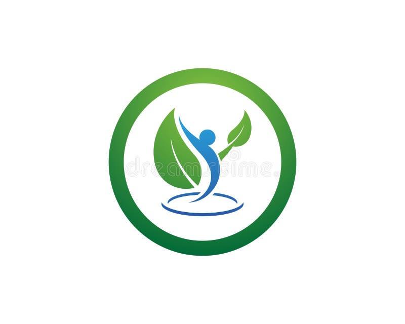 Hospital logo and symbols template icons app stock illustration
