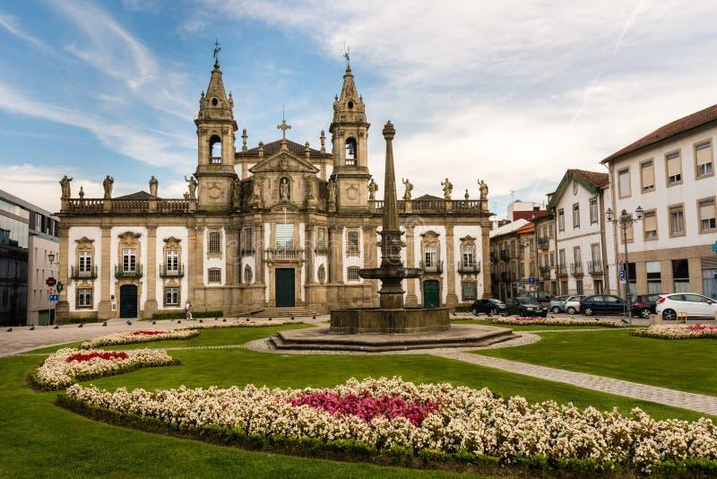 Hospital São Marcos de Antigo fotos de stock royalty free