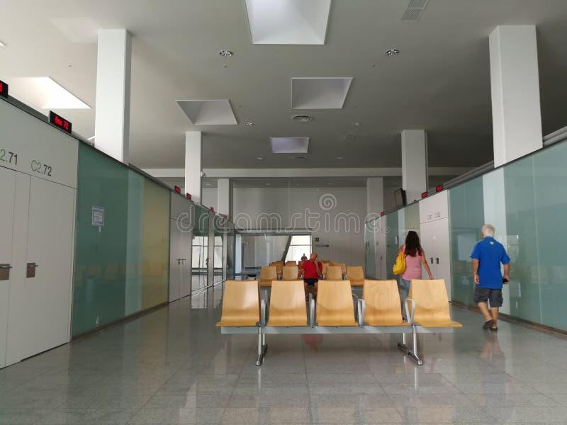 Hospital San Joan Reus fotografia de stock