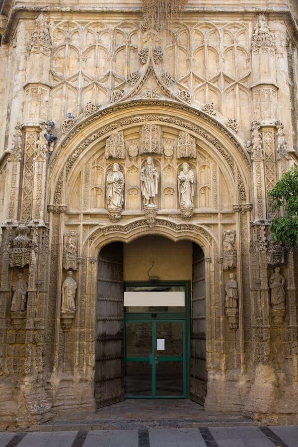 Hospital of San Sebastian Archway