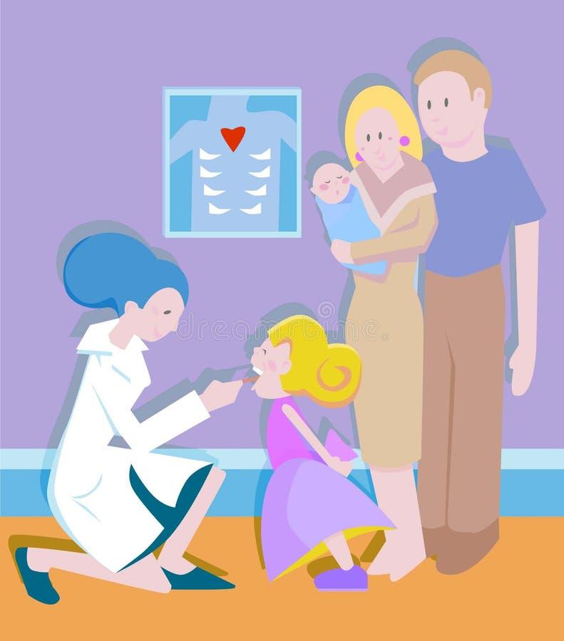 Download Hospital Visit Royalty Free Stock Images - Image: 9595539