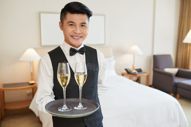 hospitality imagens de stock