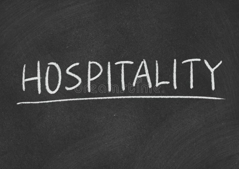 hospitality fotografia de stock