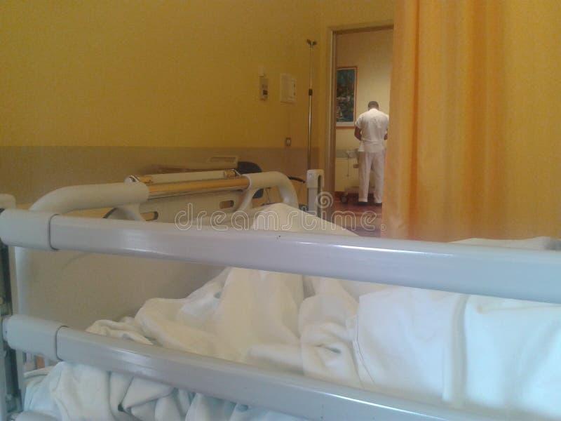 Hospitalization Stock Photo