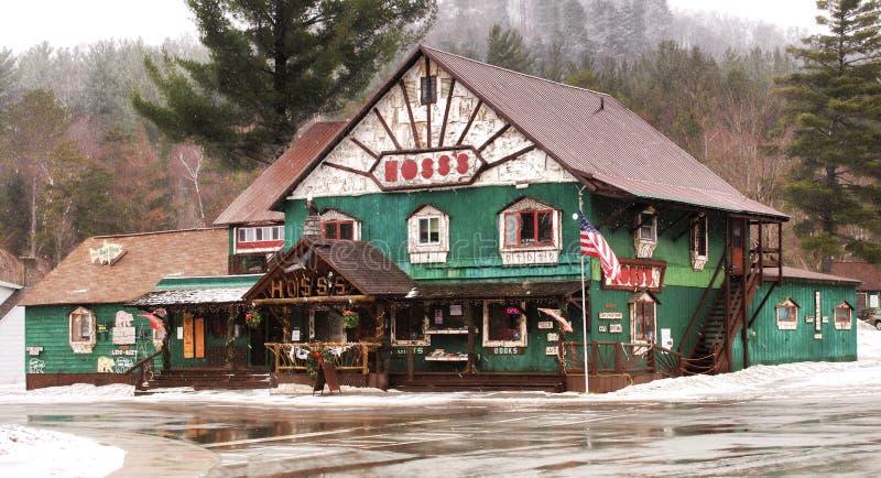 Hoss`s Country Corner royalty free stock photos
