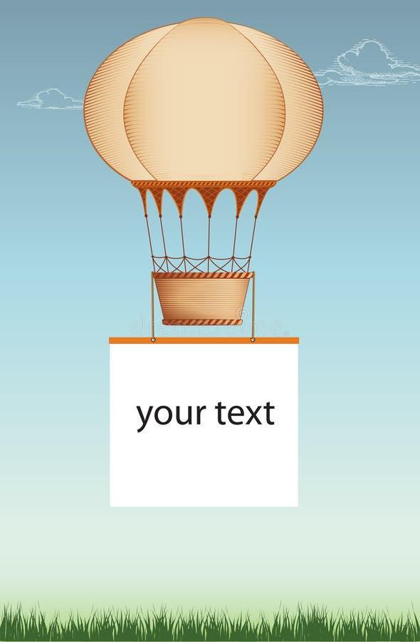 Download Hot air ballon stock vector. Illustration of holiday - 20795801