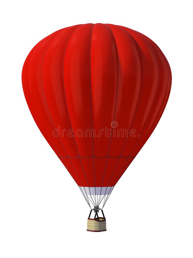 Download Hot air ballon stock illustration. Image of race, colorful - 23064517