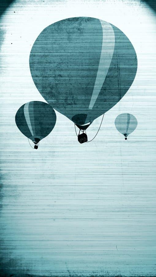 Free Hot Air Ballon Royalty Free Stock Photo - 25583875