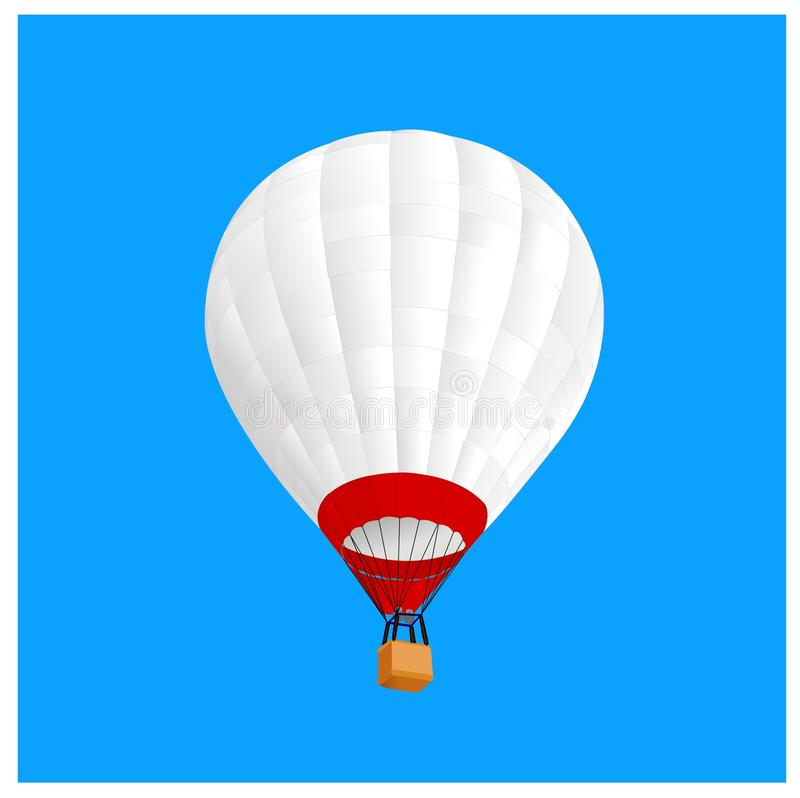Hot Air Ballon 5 Royalty Free Stock Image