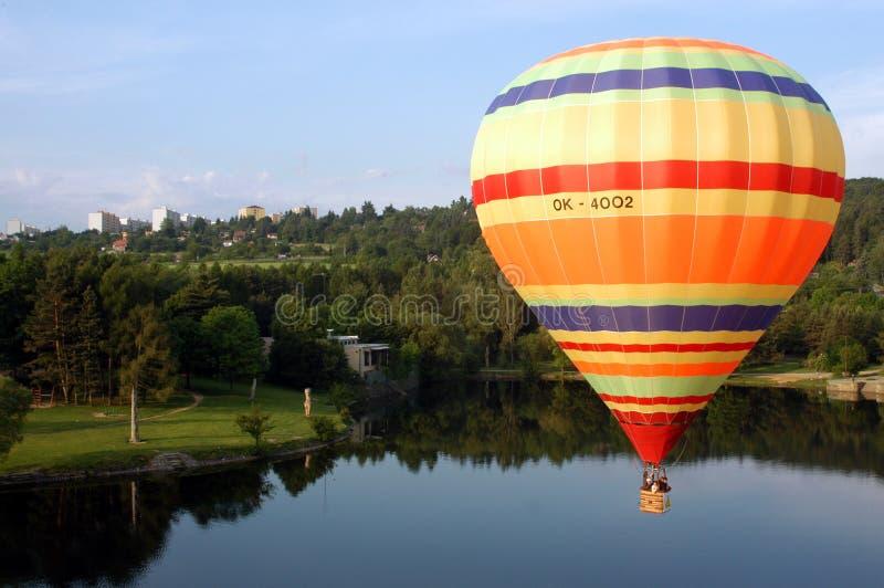 Download Hot air ballon stock image. Image of city, transportation - 696239