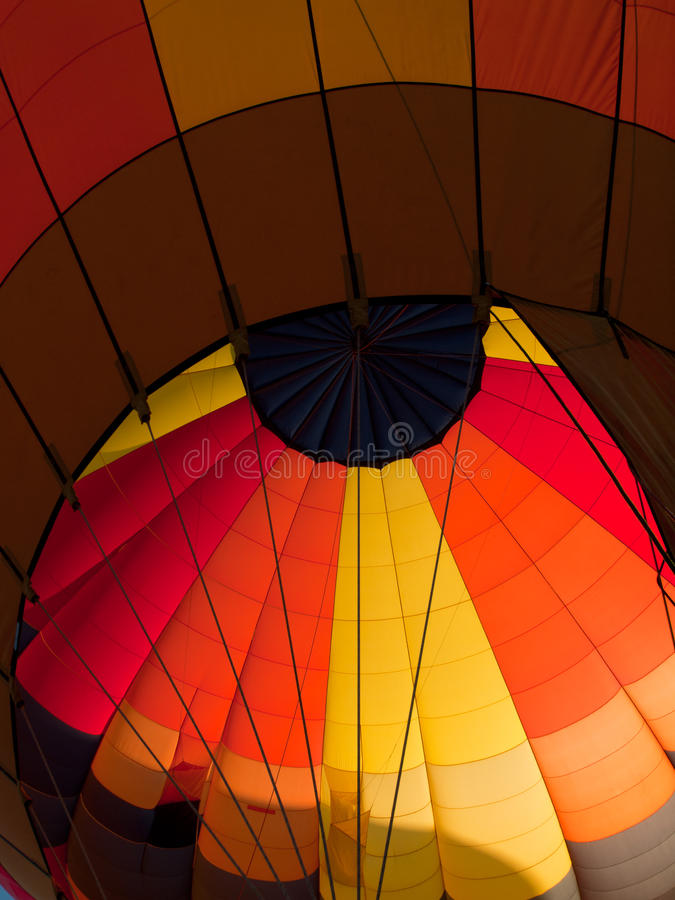 Hot Air Ballons stock photo