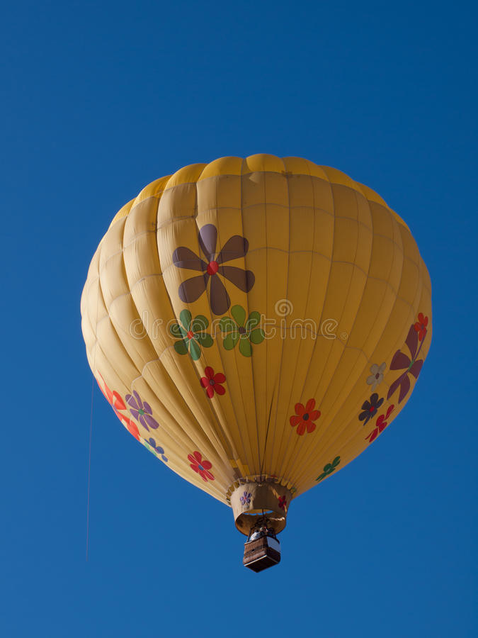 Hot Air Ballons stock image