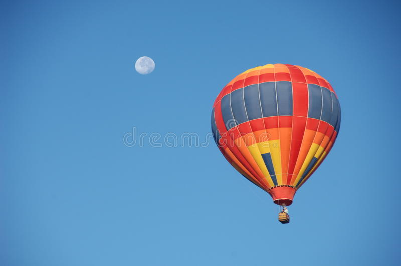 Hot Air Balloon 1 stock images